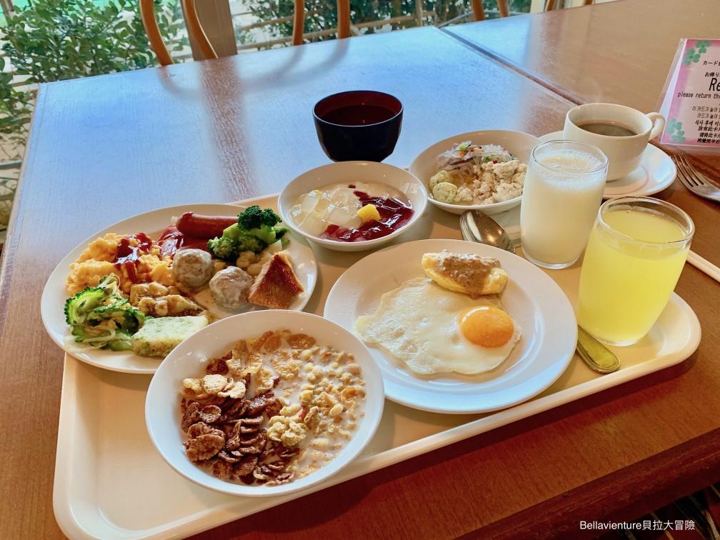 麗山海景皇宮渡假酒店谷茶灣 Buffet 自助式早午餐