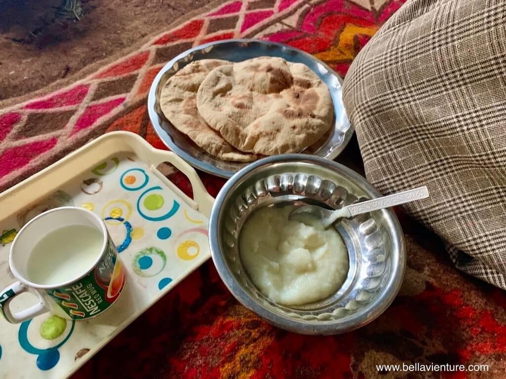 印度India 北北印 North India 喀什米爾 Kashmir 大湖健行 trekking 喀什米爾傳統食物