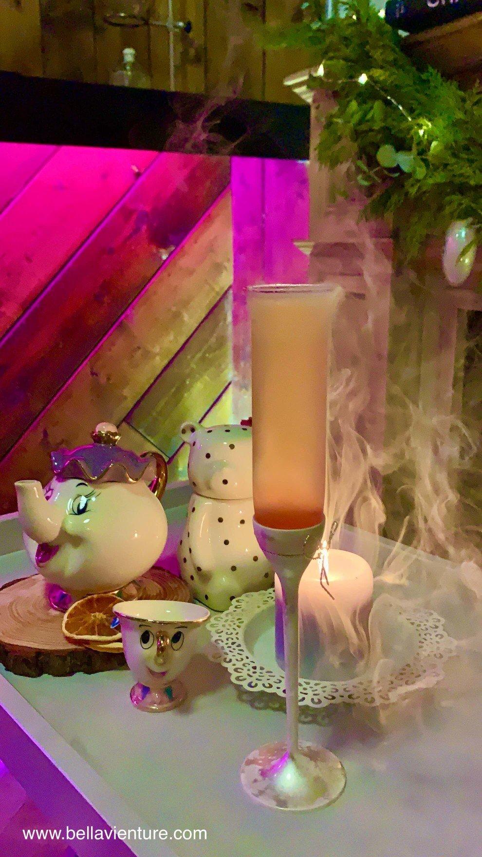 台北 信義區 She_Design TAPAS SOJU BAR KISS THE BUBBLE 調酒