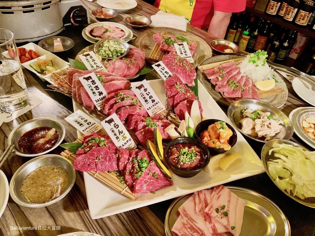 【沖繩】旅遊記(二)-魚島屋.麗山海景皇宮渡假酒店谷茶灣.我那霸燒肉店(圖多)