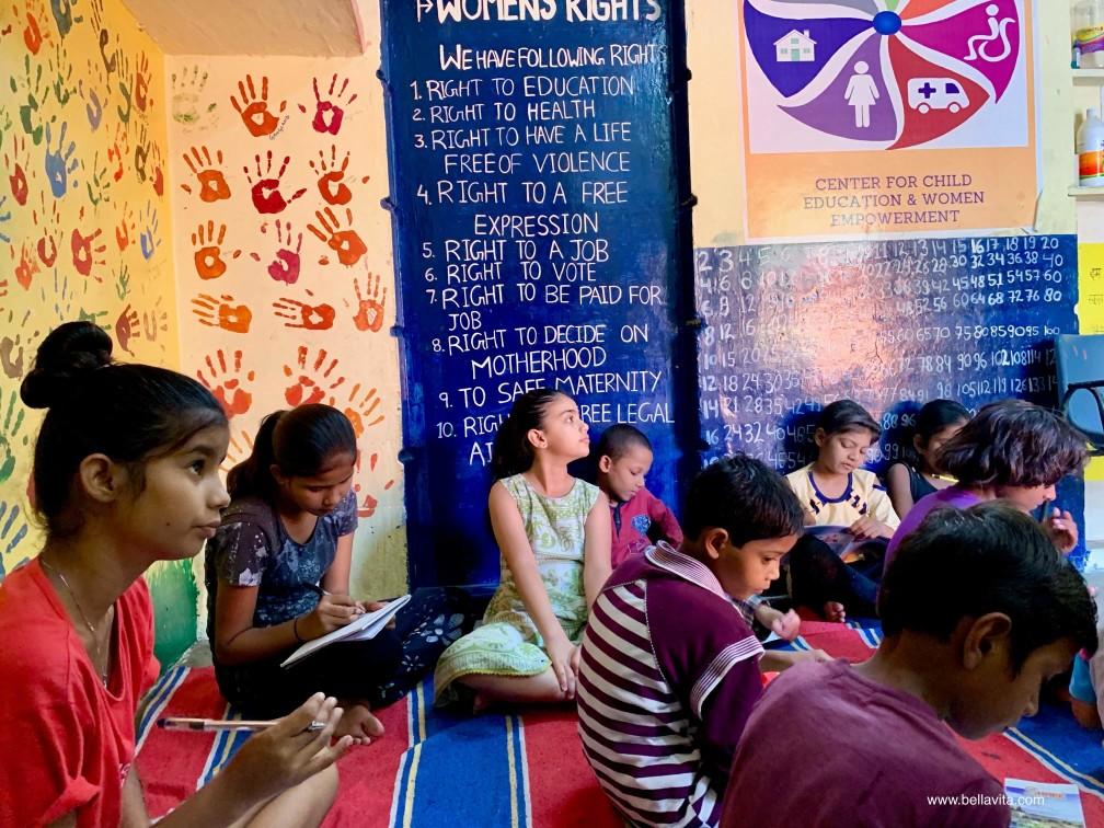 印度 india 齋浦爾 jaipur  saksham NGO children volunteer