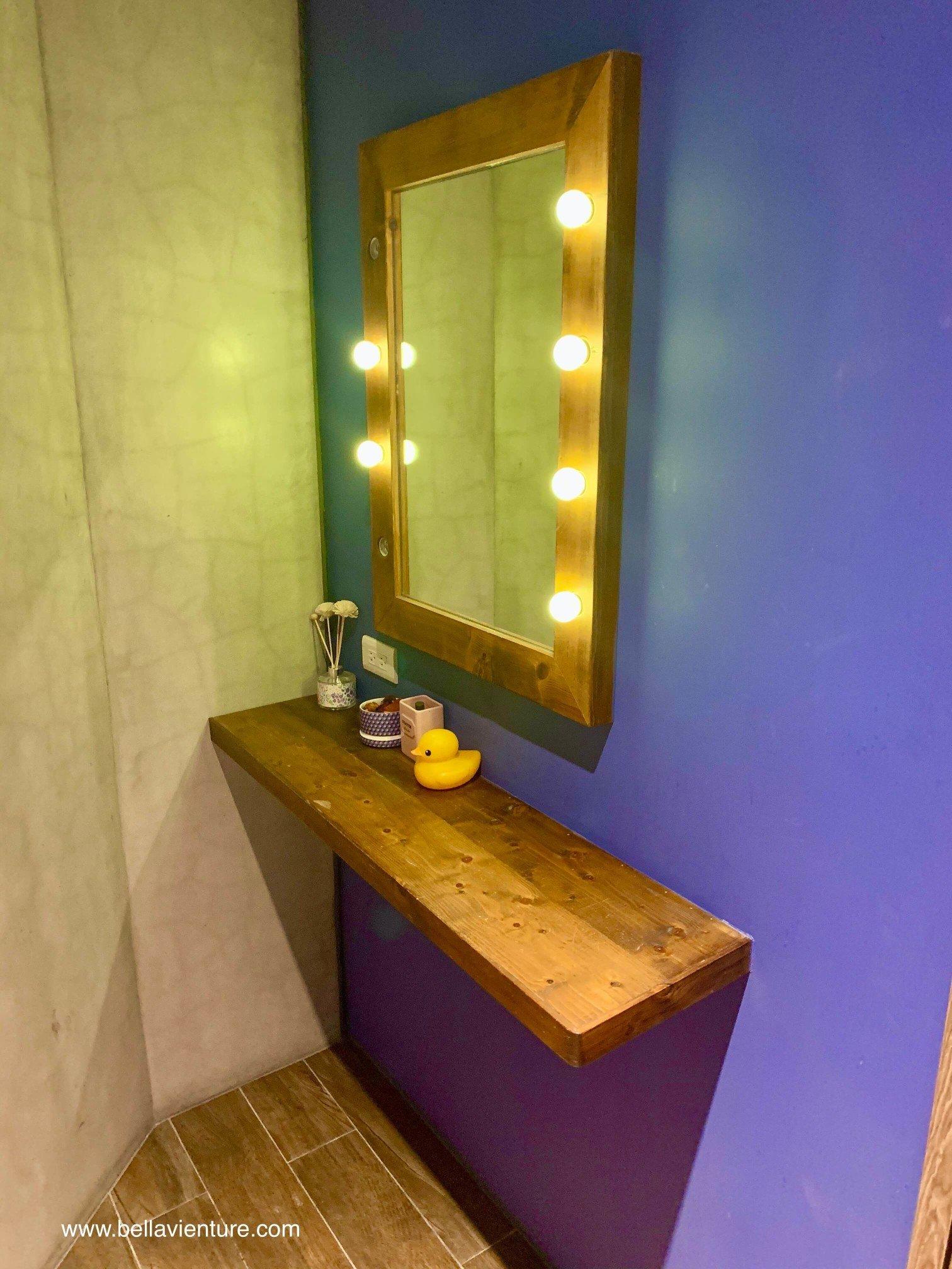 台北 信義區 She_Design TAPAS SOJU BAR 廁所