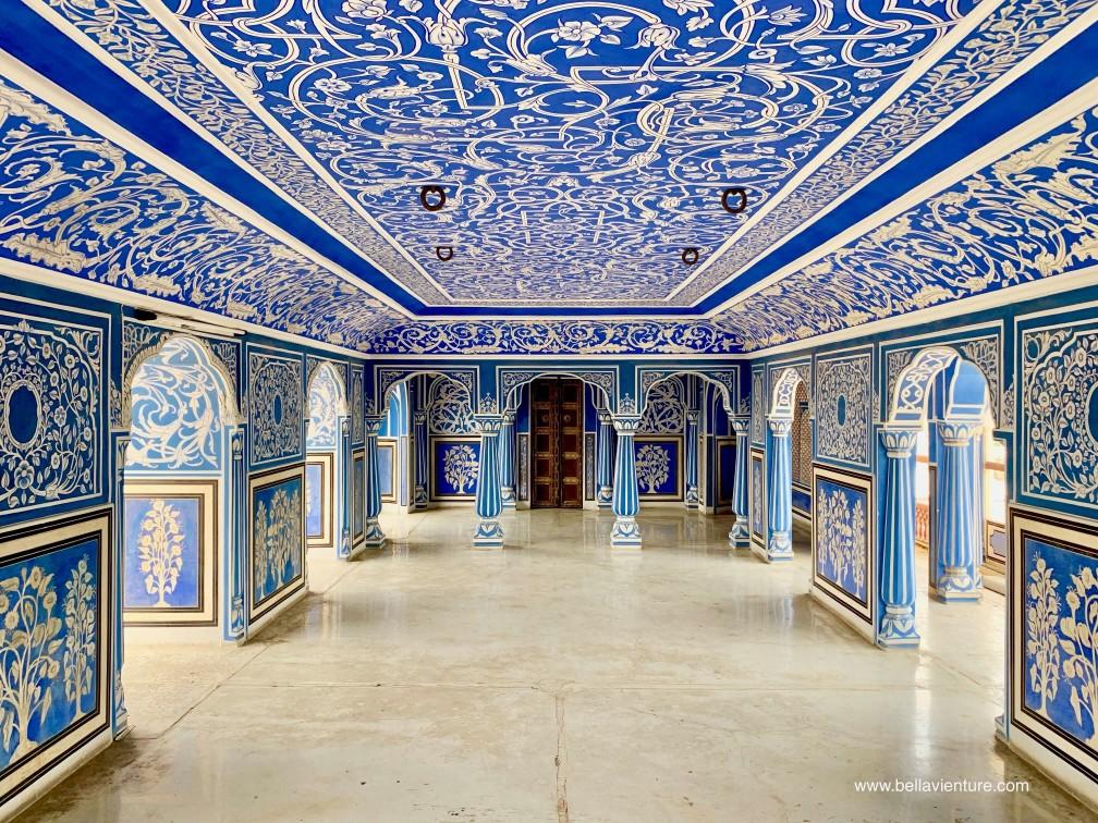 印度 india  齋浦爾 jaipur 城市宮殿 city palace