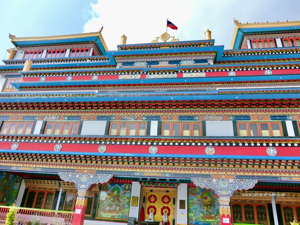 大里修道院Dali Monastery 印度 大吉嶺