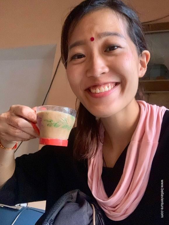 印度 india 瓦拉納西  varanasi 恆河 ganga chai 印度奶茶