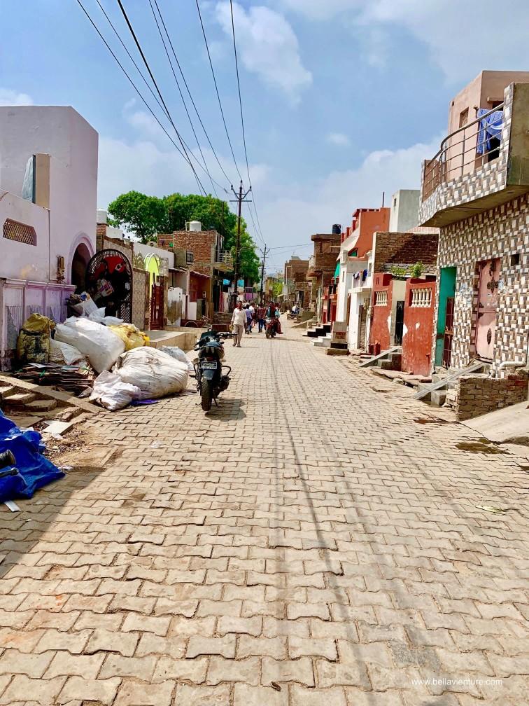 印度 India  阿格拉 Agra 泰姬瑪哈陵 Taj Mal 街道