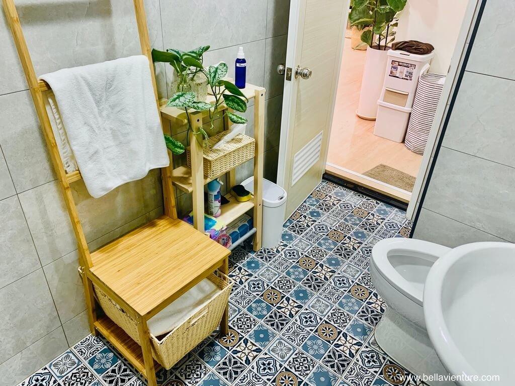 凱婷Karen's指甲莊園 台北信義 捷運永春 廁所