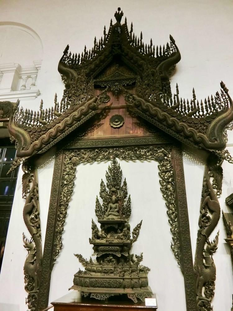 印度 加爾各答 印度博物館