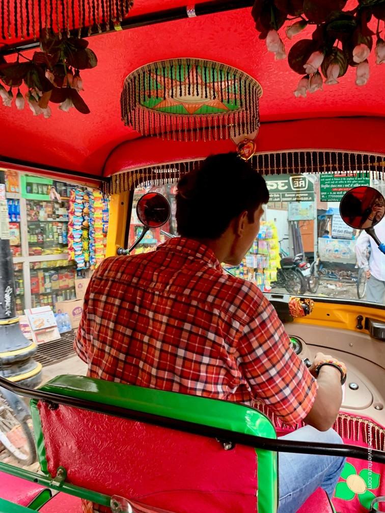 印度 india 瓦拉納西  varanasi 恆河 ganga  嘟嘟車 tuktuk