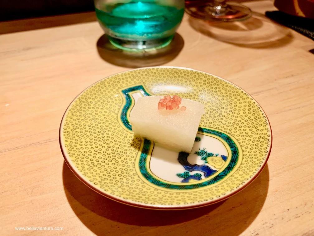 彧割烹 日式料理 中正區 水梨 蔬果界烏魚子