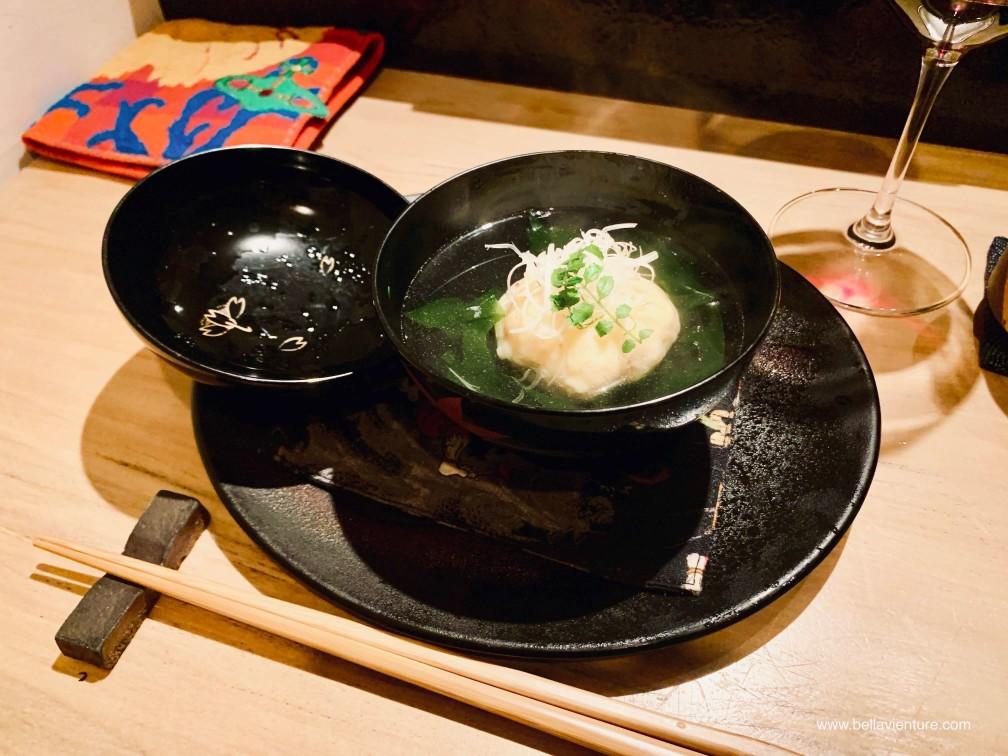 彧割烹 日式料理 中正區  湯品