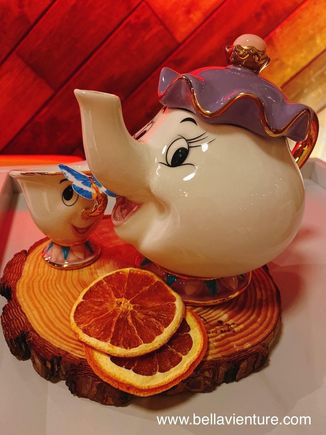 台北 信義區 She_Design TAPAS SOJU BAR 調酒 you are my cup of tea 美女與野獸