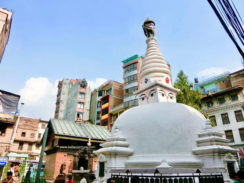 尼泊爾 加德滿都 Tamel area 塔美爾區 小塔