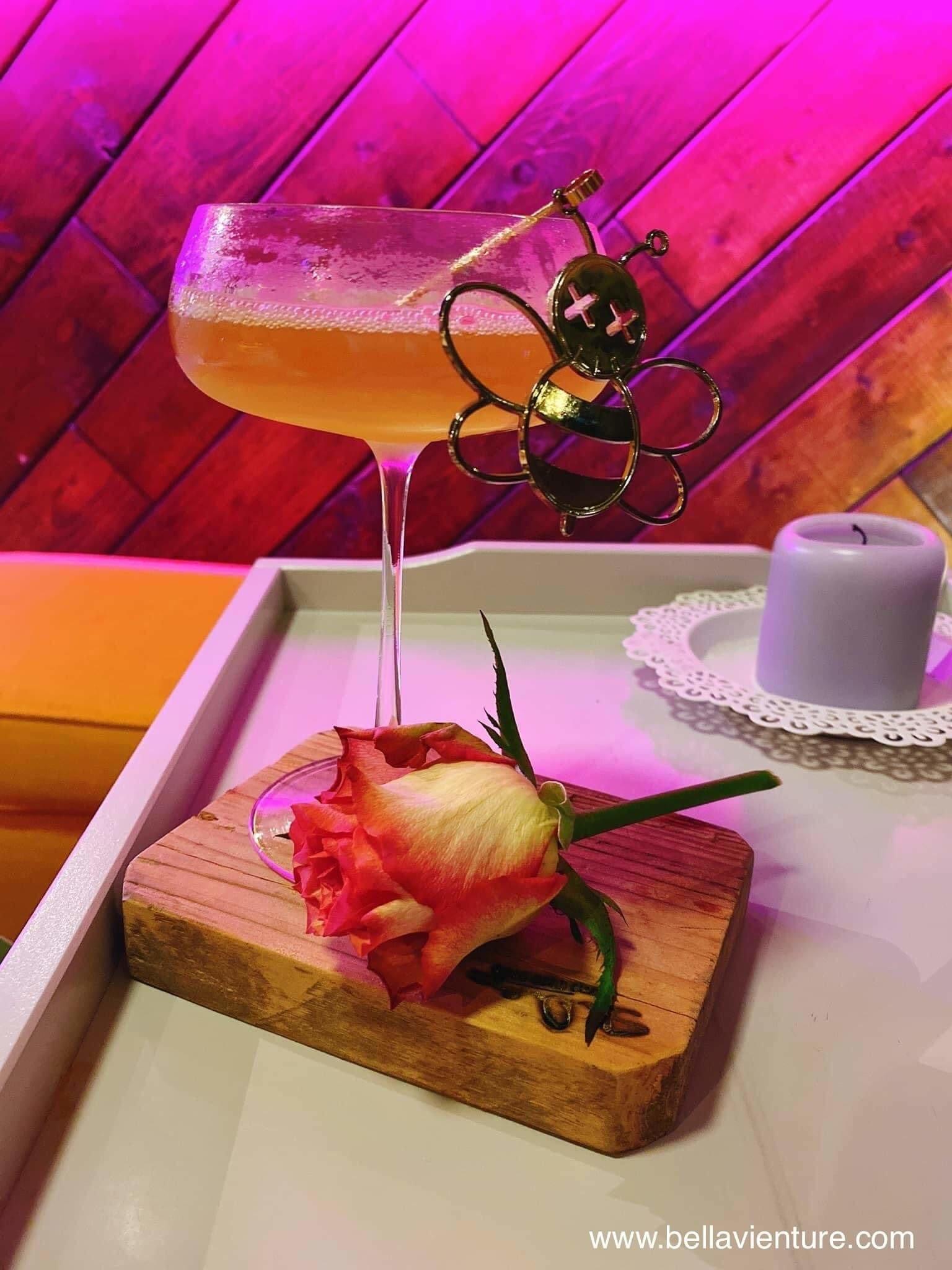 台北 信義區 She_Design TAPAS SOJU BAR Bee in the garden 調酒