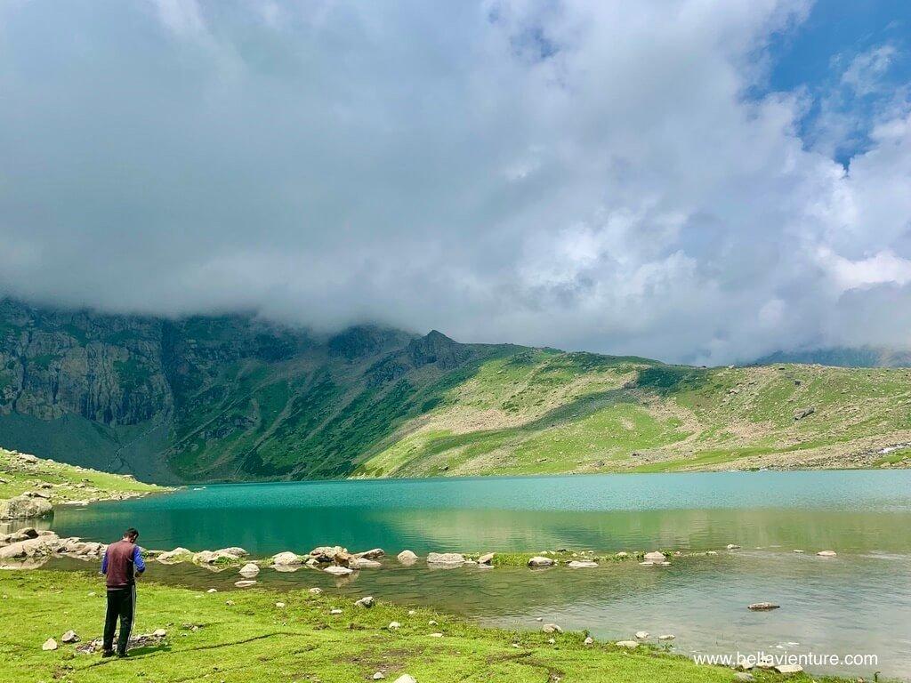 印度 india 喀什米爾 kashmir 大湖健行big lake treakking 聖湖