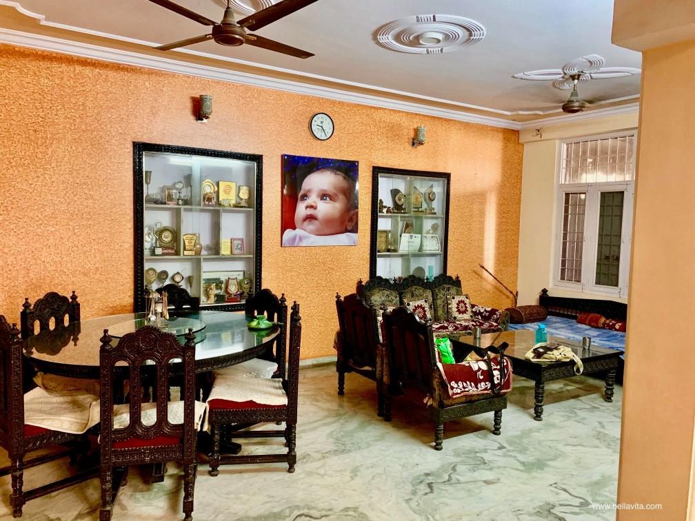 印度 india 齋浦爾 jaipur  Airbnb Niten Dipti