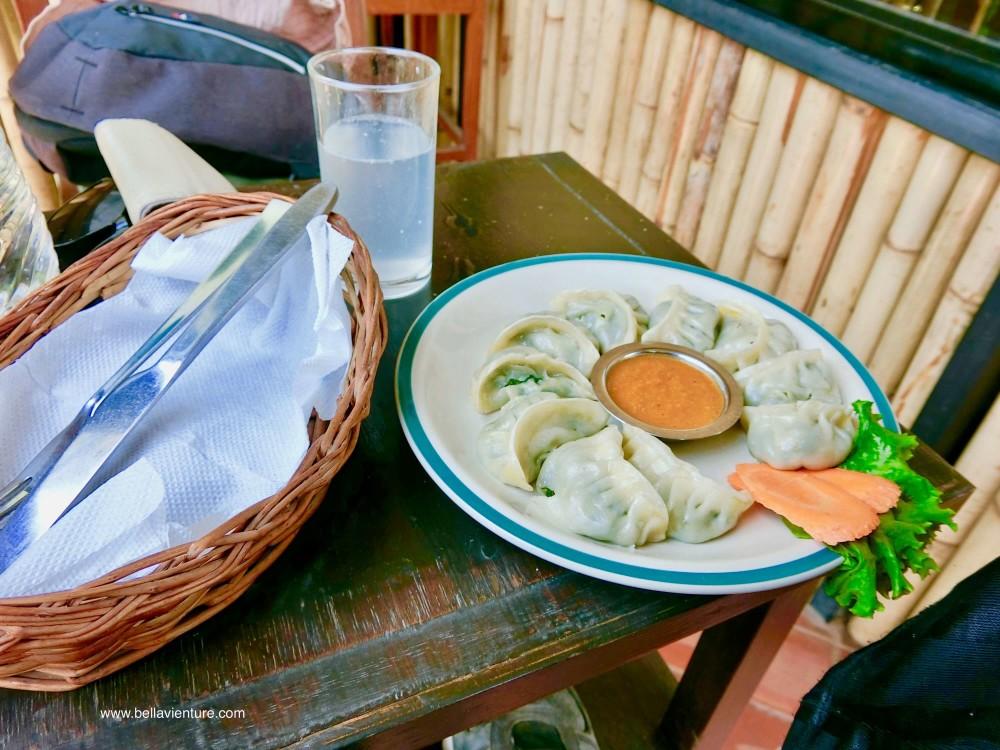 素食餐廳 rosuri 尼泊爾 加德滿都 momo