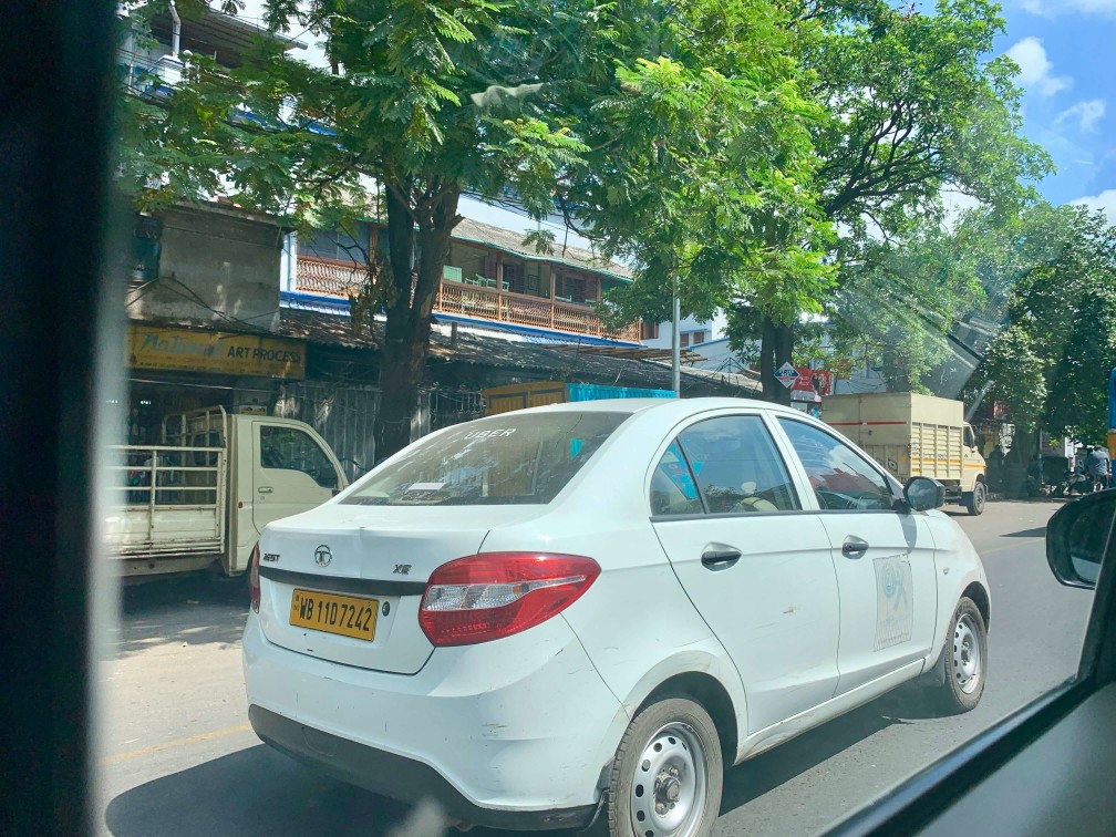 印度 加爾各答 Uber