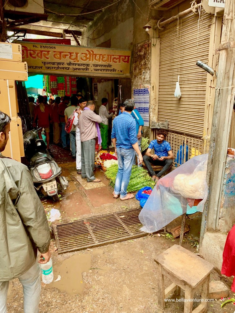 印度 india 瓦拉納西 varanasi 鮮花市集