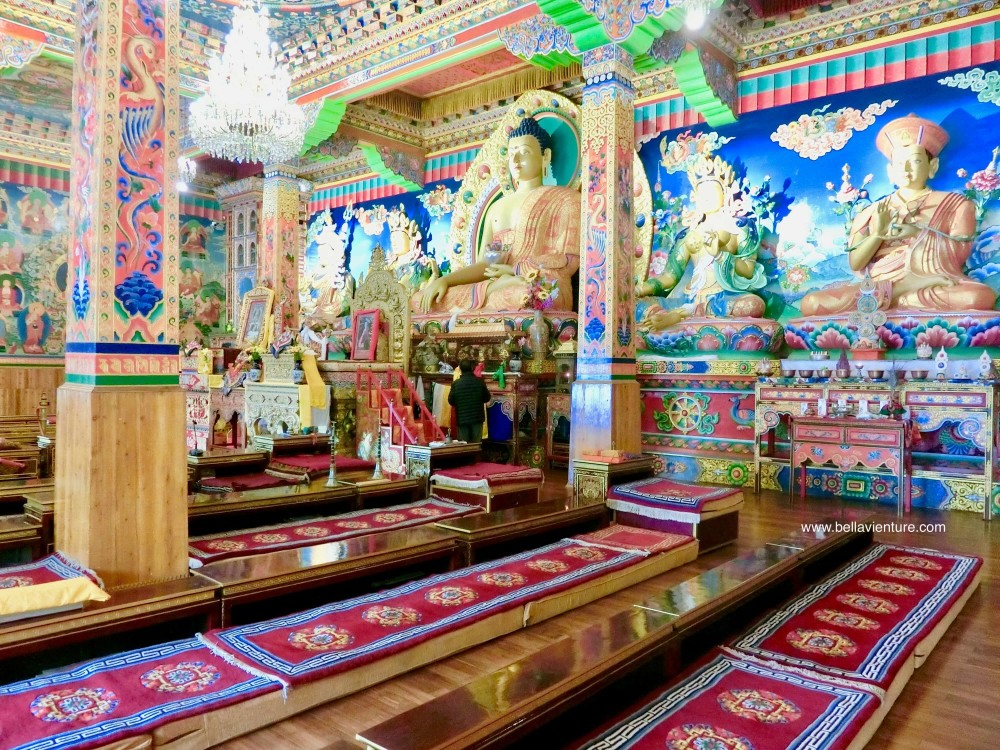 印度 大吉嶺 大里修道院Dali Monastery
