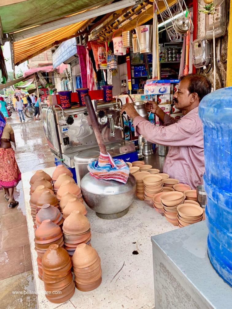 印度india  瓦拉納西varanasi 牛奶咖啡 milk coffee