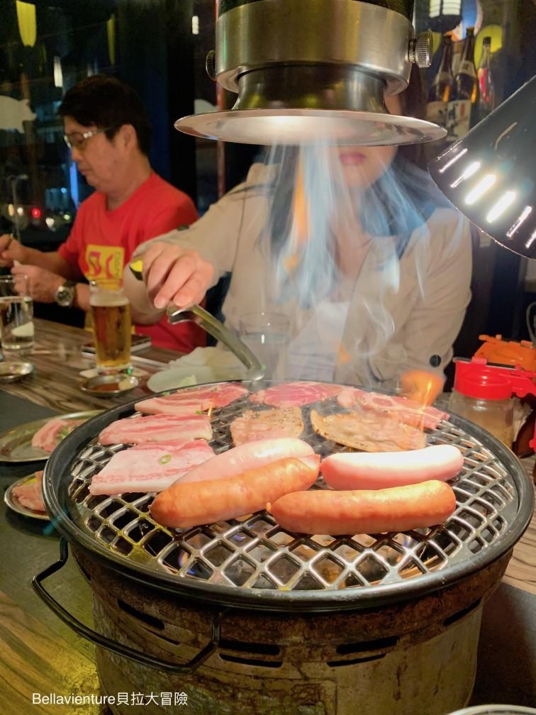 沖繩.我那霸.燒肉店
