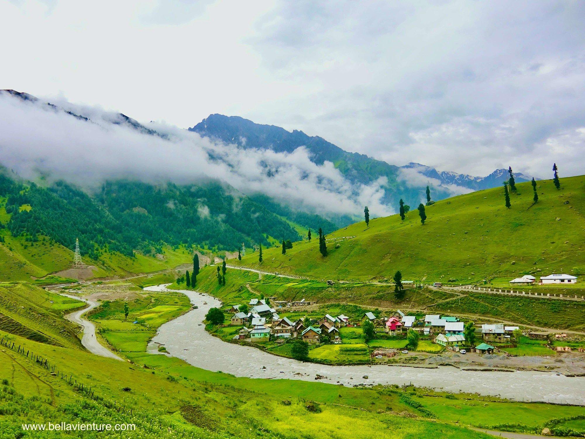 印度 India  喀什米爾 Kashmir  北北印 North India 八天七夜健行 Sonamarg