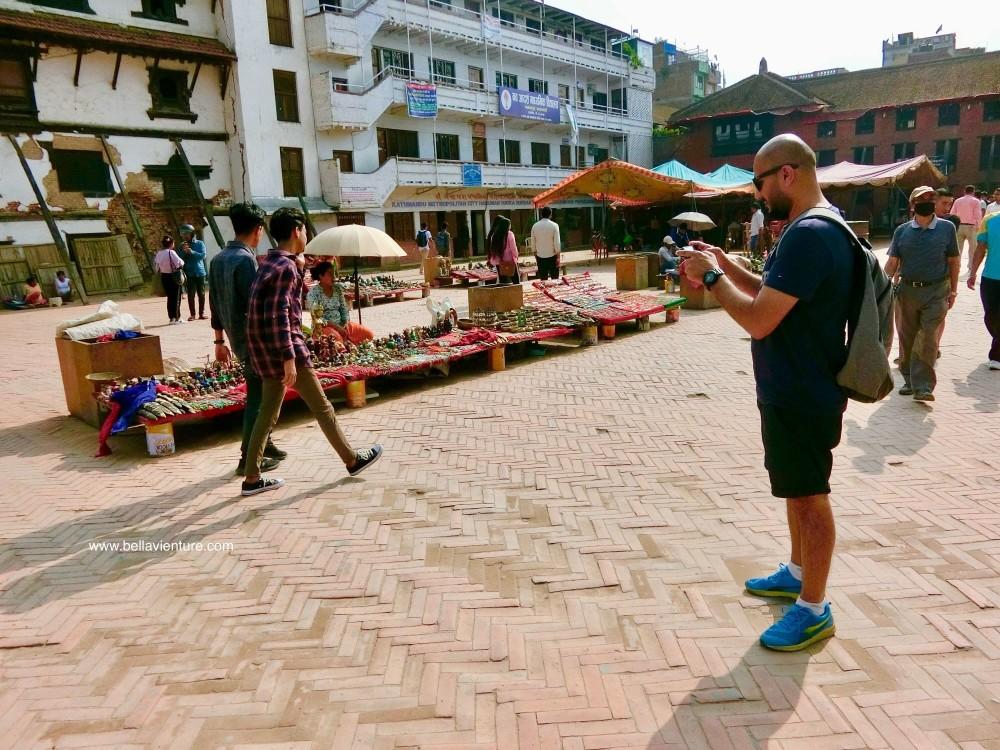 尼泊爾 加德滿都 杜巴廣場