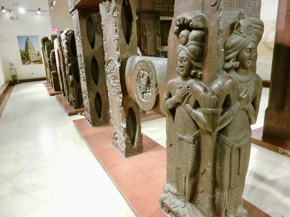 印度 加爾各答 印度博物館 india museum
