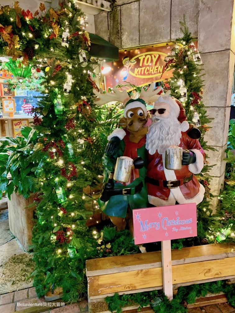 沖繩 美國村 聖誕節