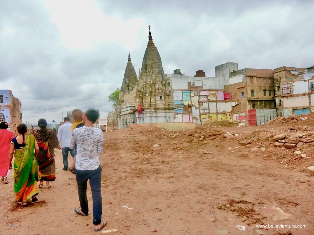 印度india  瓦拉納西varanasi 牛奶街