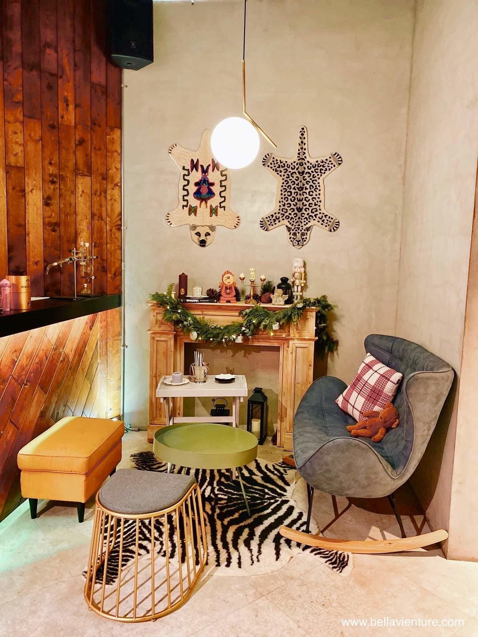 台北 信義區 She_Design TAPAS SOJU BAR 餐廳座位