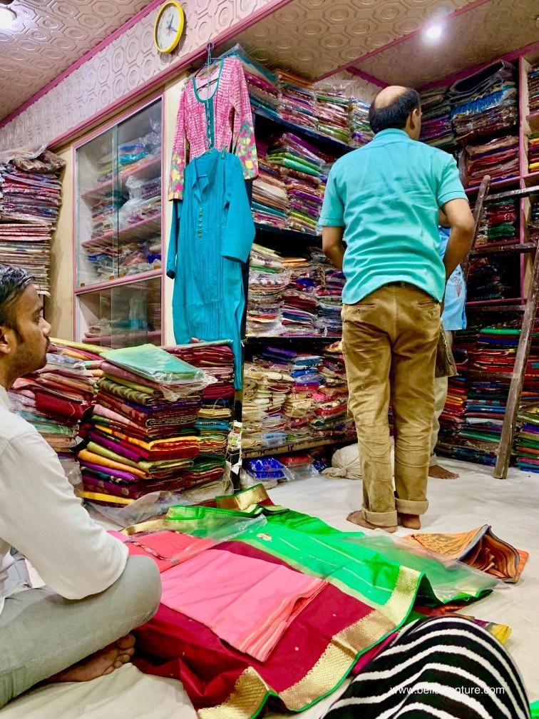 印度 india 瓦拉納西 varanasi 紗麗 saree