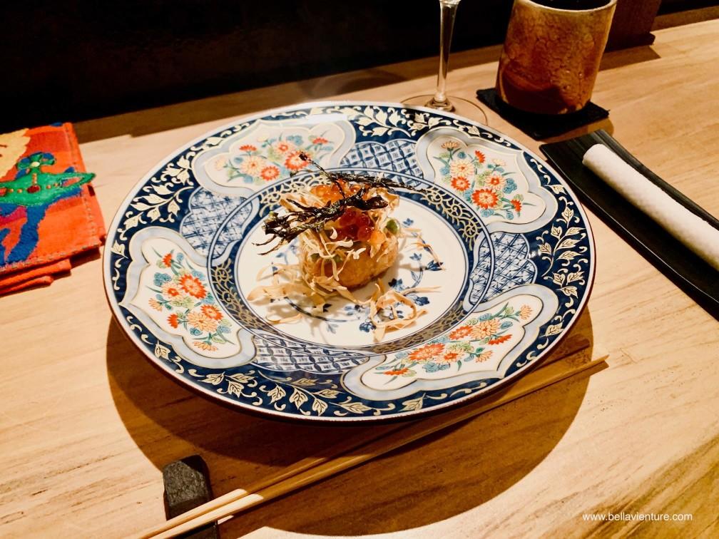 彧割烹 日式料理 中正區 生津子 干貝