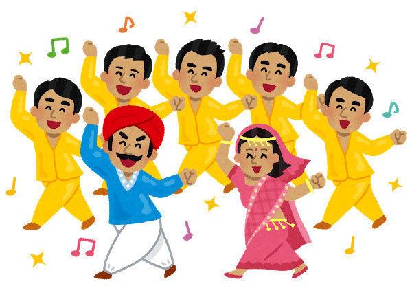 india dance group bye