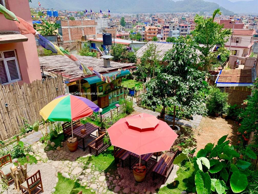素食餐廳 rosuri 尼泊爾 加德滿都