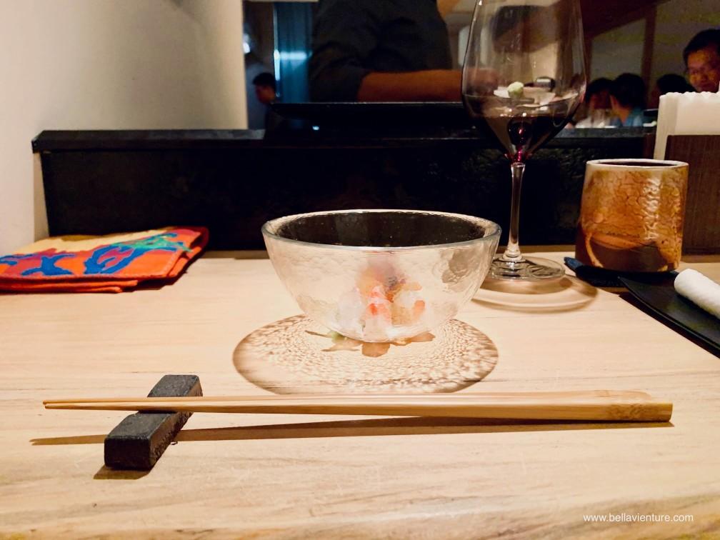 彧割烹 日式料理 中正區  甜蝦