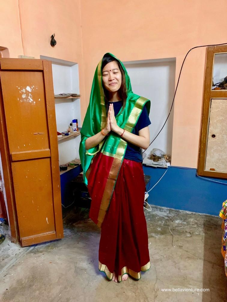 印度india  瓦拉納西 varanasi 恆河 ganga 紗麗 saree