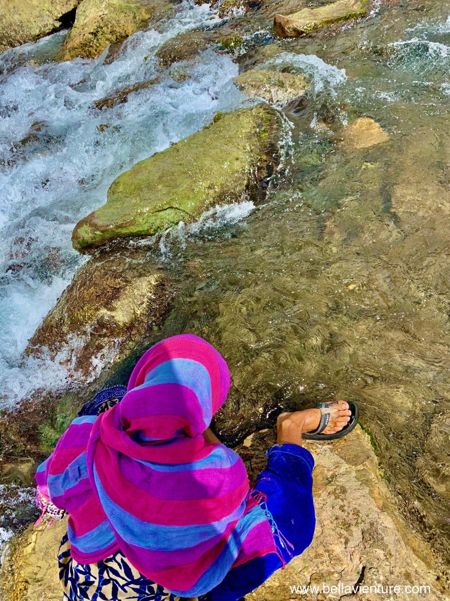印度 India 北北印 North India 喀什米爾  Kashmir 八天七夜 健行 協助我過河的牧羊女