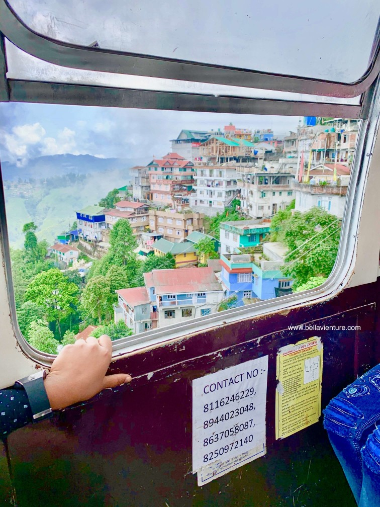 Darjeeling Rangeet Valley Passenger Ropeway 大吉嶺 印度