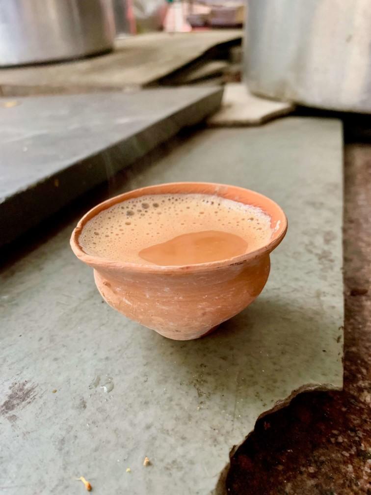 印度 加爾各答 印度奶茶 Chai india