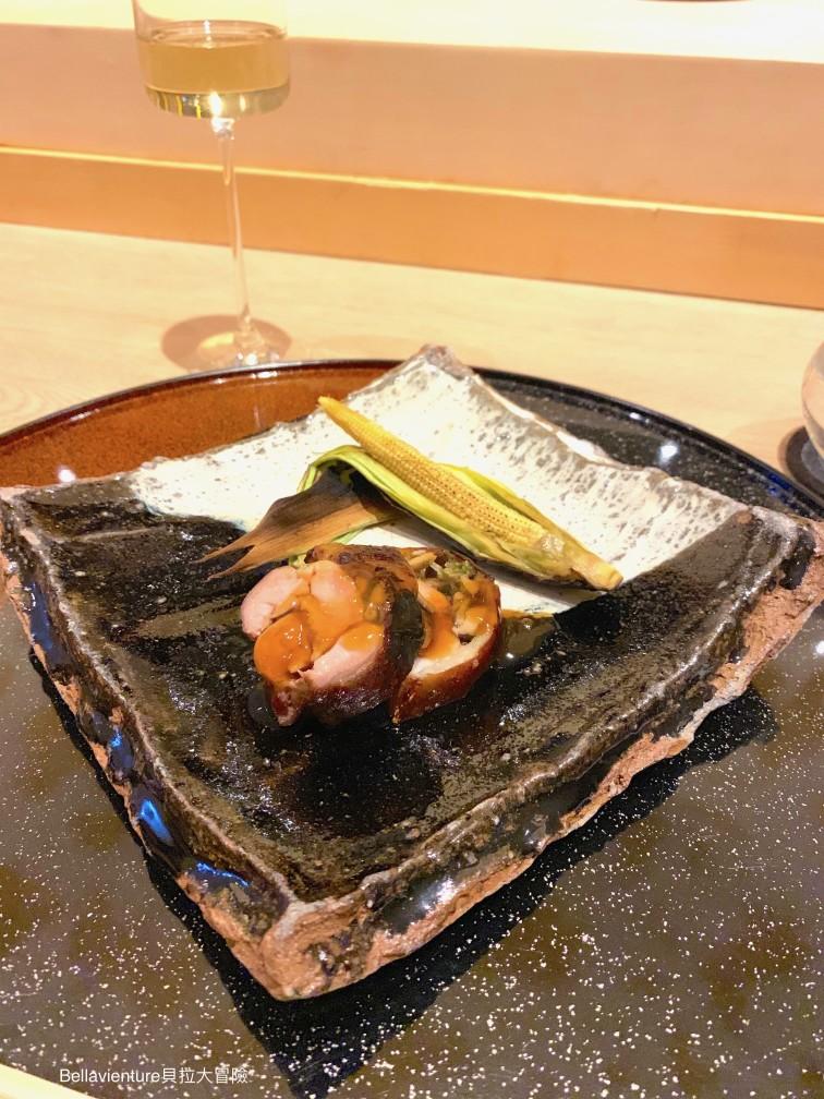 埔里的玉米筍與嘉義的桂丁雞