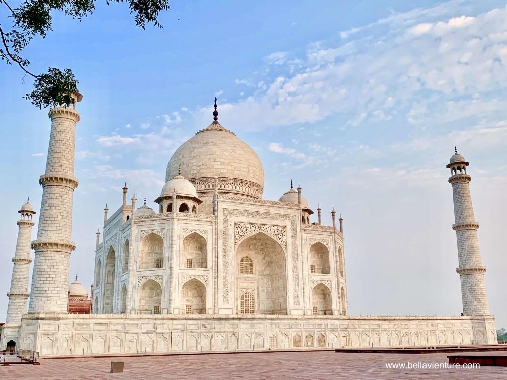 印度india  阿格拉 Agra 泰姬瑪哈陵 Taj Mahal sunrise 日出