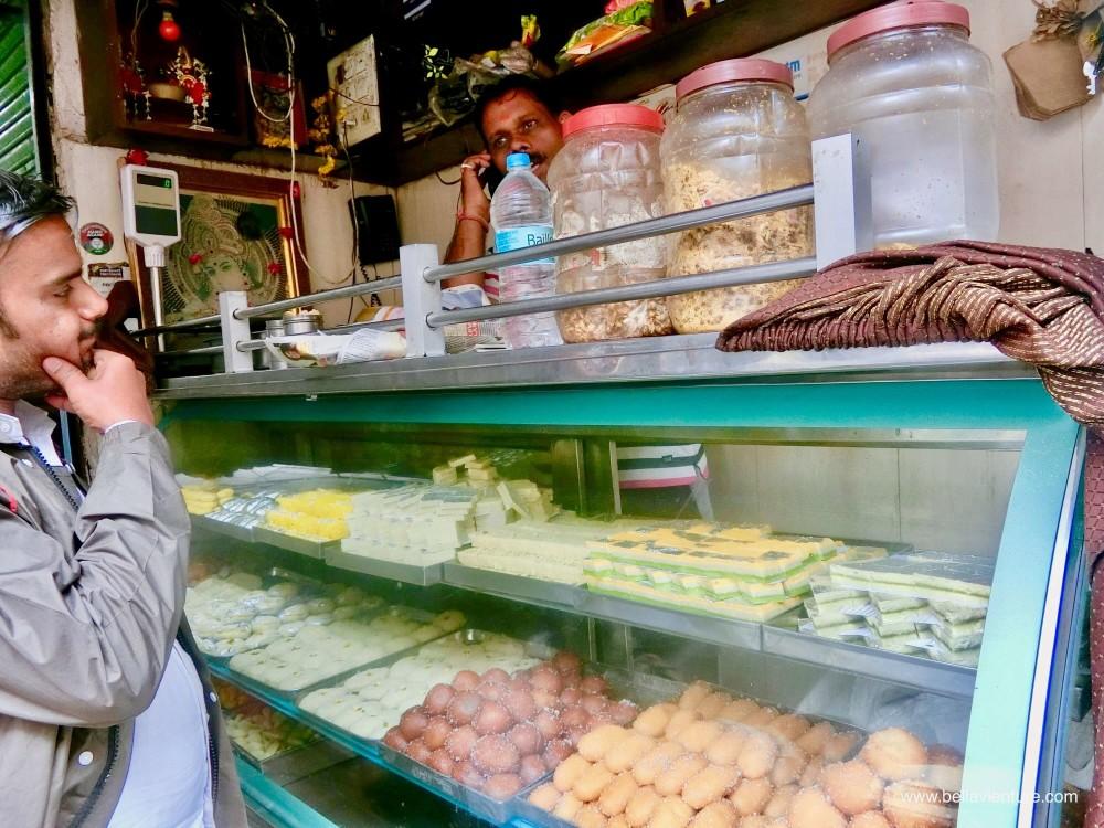 印度 india 瓦拉納西 varanasi 甜點店