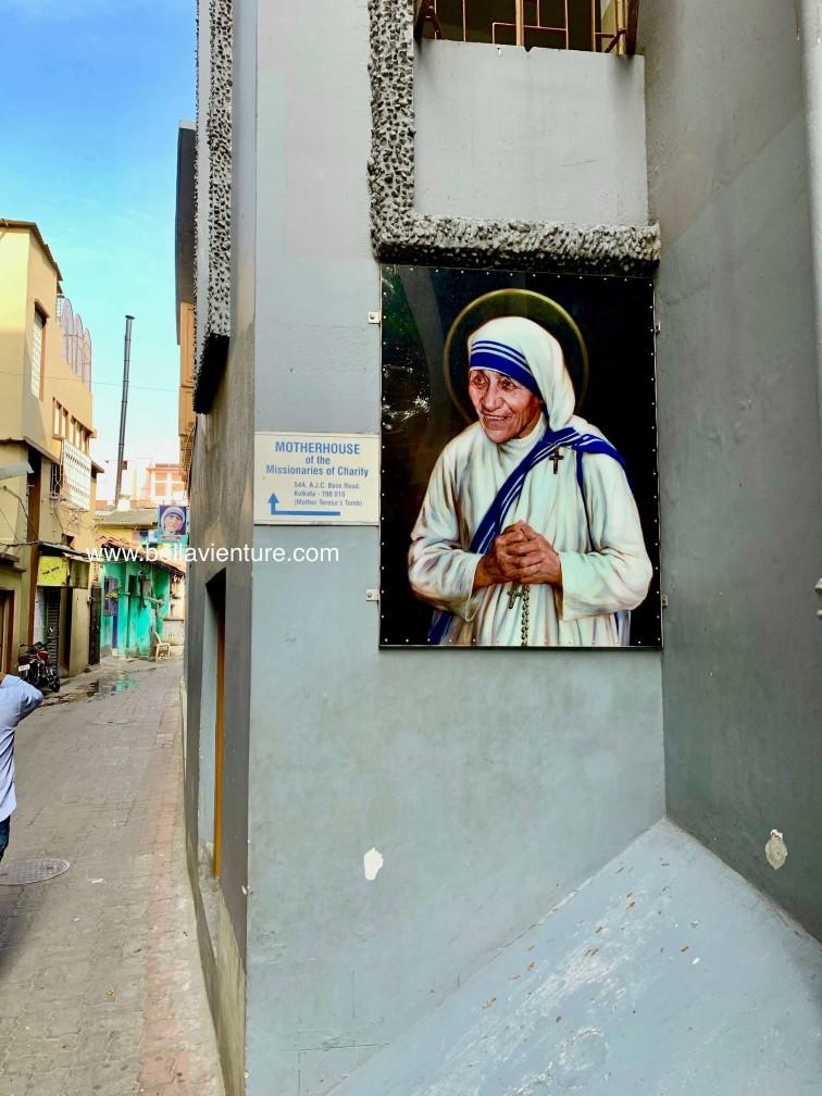 印度 加爾各答 德雷莎修女 垂死之家 志工
