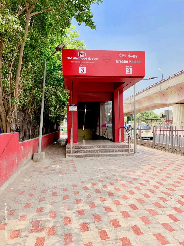 印度india 新德里delhi 地鐵metro