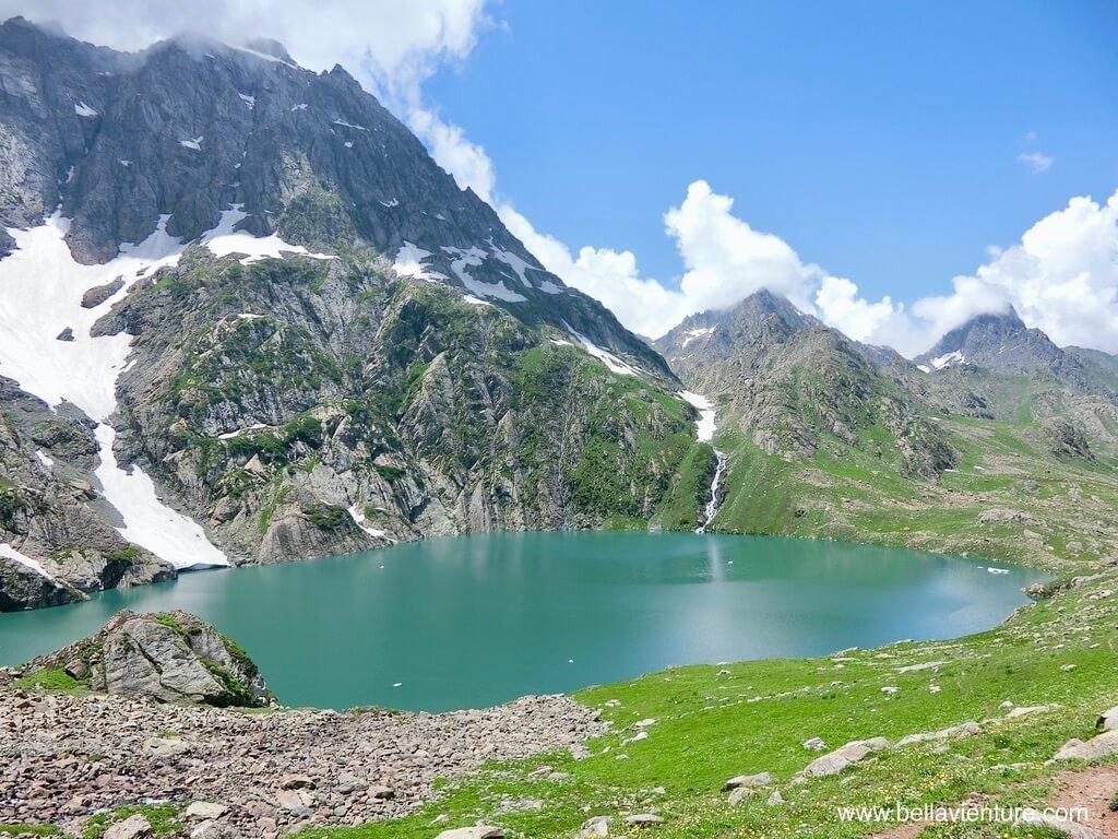 印度India 北北印 North India 喀什米爾 Kashmir 大湖健行 trekking 聖湖