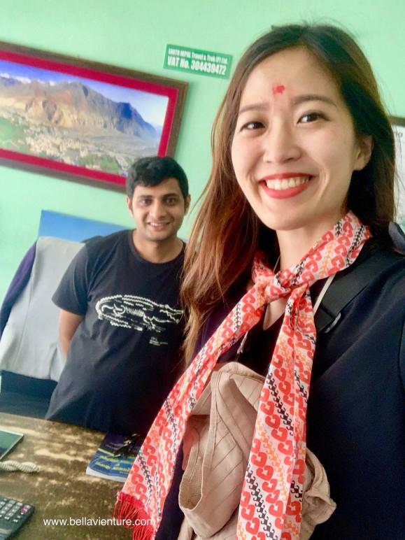 尼泊爾 nepal  波卡拉 pokhara 祝福