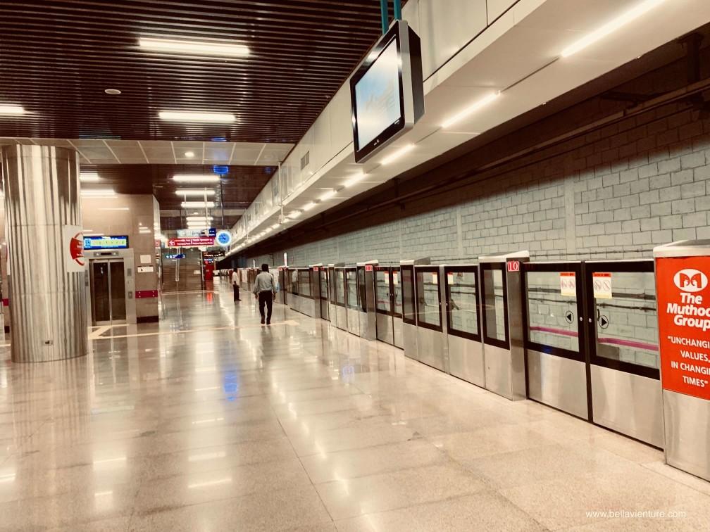印度india 德里Delhi 新德里delhi 地鐵metro
