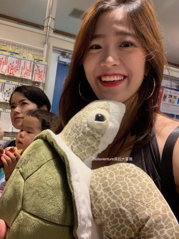 沖繩 美麗海水族館 伴手禮 布偶